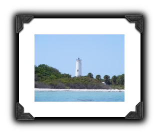 lighthouse on egmont key florida
